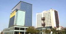 Bare Shell Commercial Office Space 1400 Sq.ft For Lease In Bani The Address Golf Course Road Gurgaon